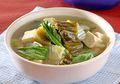 Resep Sop Tahu 3 Sawi, Hidangan Berkuah yang Lezat dan Praktis untuk Disajikan