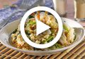 [Video] Dijamin, Nasi Goreng Seafood Bakal Semewah Restoran dengan Resep Ini!