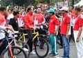 4 Tahun Jadi Presiden: Ternyata Ini Alasan Jokowi Sering Bagi-bagi Sepeda