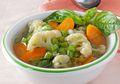 Nikmatnya Makan Siang Makin Menjadi dengan Sayur Kuah Bumbu Bakar