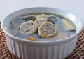 Resep Masak Rolade Seaweed Soup, Sup Hangat yang Sayang Dilewatkan