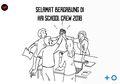 Pengumuman Penerimaan Hai School Crew 2018