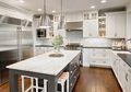 Cara Agar Masak Lebih Cepat dan Dapur Lebih Nyaman, Pahami Dulu Area Segitiga Kerja Dapur Ini!