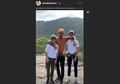 Tepis Isu, Keluarga David Beckham Nikmati Liburan di Australia