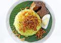 Resep Masak Nasi Kuning Bungkus Daun, Pasti Bisa Bikin Sendiri Di Rumah