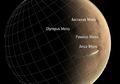 Ada Awan Putih Aneh di Sekitar Planet Mars, Awan Apakah Itu?