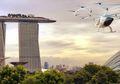 Volocopter akan Uji Coba Taksi Terbang di Singapura pada 2019