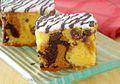 Resep Membuat Cake Kismis Cokelat Moka, Kelembutannya Bisa 'Menghipnotis' Lidah