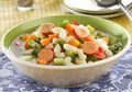 Resep Masak Sup Sosis Makaroni, Pasta Juga Bisa Jadi Hidangan Sehat