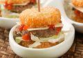 Resep Enak Di Hari Minggu: Burger Singkong, Cara Baru Mengolah Singkong Jadi Hidangan Lezat