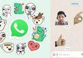 Kirim Stiker di WhatsApp Semakin Seru dengan Stiker Buatan Sendiri