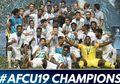 Setelah 26 Tahun Lamanya, Arab Saudi Juara AFC U-19 2018 Taklukkan Korea Selatan di Final