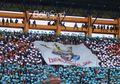 Pertama Kali dalam 29 Pekan Liga 1 2018, Suporter PSIS Semarang Hadirkan Koreografi Tiga Dimensi