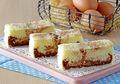 Resep Membuat Cake Kukus Marmer, Kelembutannya Begitu Menggoda