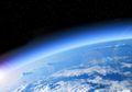 Meski Membaik, Lapisan Ozon yang Menipis Belum Sepenuhnya Pulih