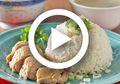 (Video) Resep Nasi Hainam Paling Mudah dan Praktis, Pemula Pun Bisa Bikin Sendiri Di Rumah