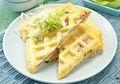 Resep Masak Waffle Nasi Panggang, Solusi Pintar Supaya Si Kecil Suka Sarapan