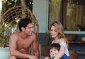 Layaknya Ayah dan Anak, Begini Potret Menggemaskan Putra Jessica Iskandar saat Sarapan dengan Richard Kyle