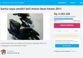 Viral, Motornya Hilang, Mahasiswa Riau Ini Malah Bikin Meme. Akhirnya Banyak yang Bantu Ngasih Dana!