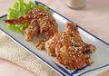 Resep Masak Sayap Ayam Panggang Oriental, Cuma Butuh 4 Langkah Untuk Membuatnya