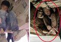 Dua Orang Anak Menantang Maut dengan Duduk di Bagian Bawah Bus, Ternyata Ini Tujuannya