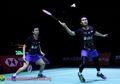 Aksi Protes 'Tengil' Mohammad Ahsan Bikin Penonton Fuzhou China Open 2018 Ngakak, Ini Videonya