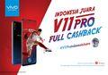 Beli HP Vivo V11 Pro dapat Full Cashback? Begini Caranya!
