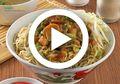 (Video) Resep Masak Bakmi Ayam Jamur Paling Enak dan Praktis, Tak Perlu Lagi Di Pedagang Kaki Lima