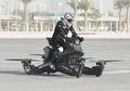 Canggih! Polisi Dubai Berencana Gunakan Hoverbike di Tahun 2020