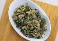 Resep Masak Tumis Kangkung Bunga Pepaya, Nikmatnya Bisa Dibuat dengan 3 Langkah Mudah