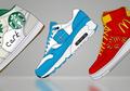 Penampakan Sneakers Jika Kolab Bareng Brand-Brand Terkenal Begini!