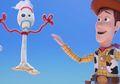 Kenalan sama Forky, Mainan Baru Berbentuk Garpu di Toy Story 4