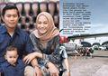 Pesawat Lion Air yang Ditumpangi Suaminya Bermasalah, Begini Reaksi Nina Zatulini yang Sedang Suapi Anak di Rumah