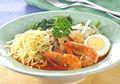 Resep Masak Mi Udang Penang, Hidangan Lengkap  Tersaji Dalam Satu Piring