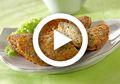 (Video) Resep Membuat Telur Omelet Rendang, Menu Cepat Senin Pagi