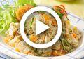 (Video) Resep Masak Orak-Arik Telur Asin, Praktis dan Dijamin Enak Cocok Untuk Lauk Keluarga