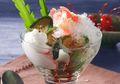 Resep Membuat Es Pisang Hijau, Hidangan Tradisional Yang Selalu Jadi Favorit