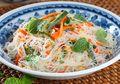 Resep Membuat Rice Noodle Salad, Kudapan Malam Hari Yang Bisa Dibuat Siapa Saja