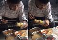 Video Viral Ini Dijamin Bikin Bengong, Ternyata Begini Cara Makan Jagung Rebus yang Benar dan Tanpa Repot!