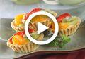 (Video) Resep Membuat Pai Keju Buah, Dijamin Lebih Enak dari Pai Buah Biasa