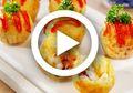 (Video) Resep Membuat Takoyaki Smoked Beef And Cheese yang Enak dan Praktis, Si Kecil Pasti Suka Banget