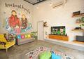 Rumah Tampil Nyeni dengan Mural. Cek Dulu Tips dan Perawatannya!