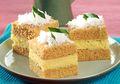 Resep Membuat Cake Kukus Kelapa Gula Merah, Kelembutannya Bikin Pagi Hari Semakin Ceria