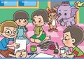 Cergam Anak: Wayang Persahabatan