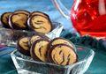 Resep Membuat Kue Kering Gulung Marmer, Kue Kering Natal yang Lebih Meriah