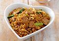 Resep Membuat Nasi Goreng Rendang, Menu Sarapan Nikmat Yang Bisa Disajikan Kilat