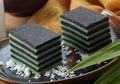 Resep Membuat Jongkong Surabaya, Kue Lapis Cantik Nan Legit