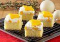Resep Membuat Cake Potong Krim Mangga, Jadi Makin Cinta Makan Mangga