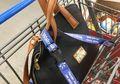 Jangan Disepelekan, Cewek Wajib Kaitkan Tas Ke keranjang Saat Belanja