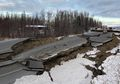 Alaska Diguncang Gempa dengan Magnitudo 7, Jalanan  Ambles dan Bangunan Rusak
